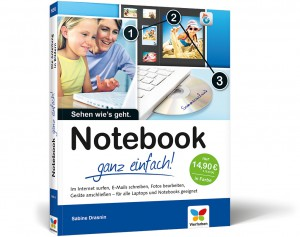 Notebook-Buch-Titel