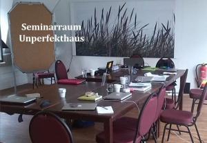 Unperfekthaus Essen - Seminarraum