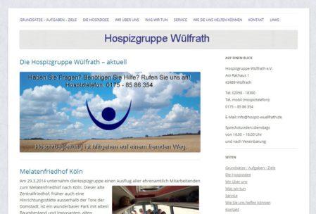 Hospizgruppe Wülfrath
