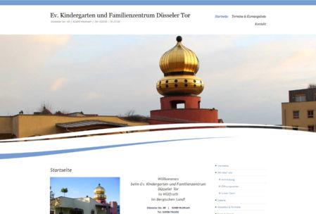 Ev. Kindergarten Düsseler Tor