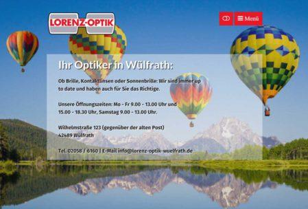 Lorenz-Optik Wülfrath