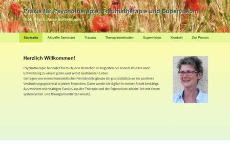 Psychotherapeutin Anke Nottelmann