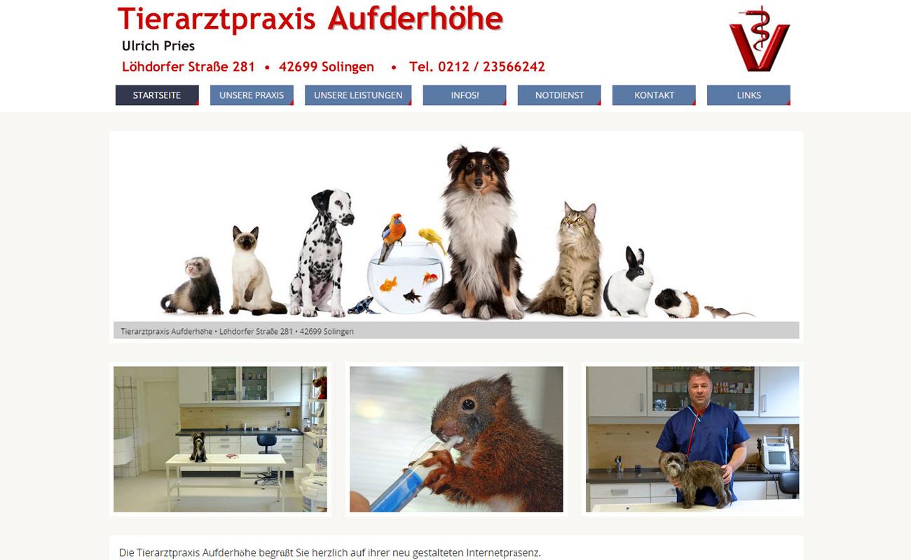 Tierarztpraxis Aufderhöhe, Solingen